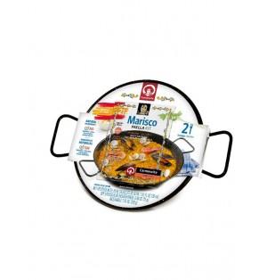 Set paella Marisco (2 raciones) 255 g Carmencita