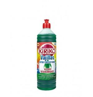 Vajillas extraconcentrado 1000 ml Kiriko